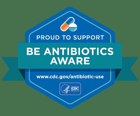 #BeAntibioticsAware